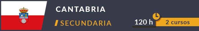 Cursos Oposiciones Secundaria Cantabria 2019