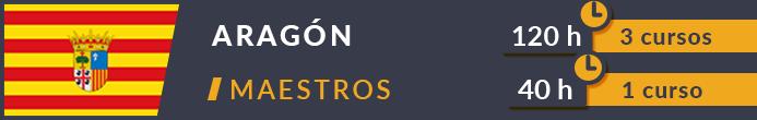 Cursos para Oposiciones Maestros Aragón 2019