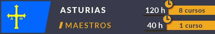 Cursos Oposiciones Maestros Asturias 2019
