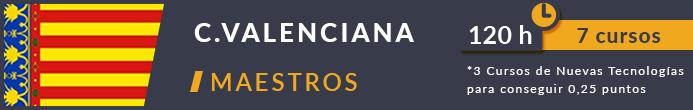 Cursos Oposiciones Maestros Valencia 2019
