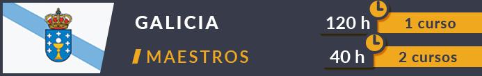 Cursos Oposiciones Maestros Galicia 2019
