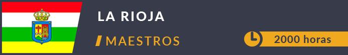 Cursos Oposiciones Maestros La Rioja 2019