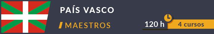 Cursos Oposiciones Maestros País Vasco 2019