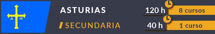 Oposiciones Secundaria Asturias 2019