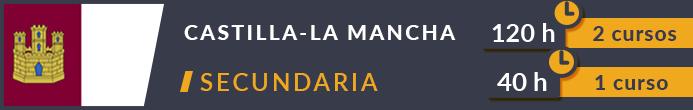 Cursos Oposiciones Secundaria Castilla La Mancha 2019