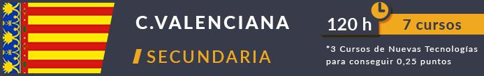 Cursos Oposiciones Secundaria Valencia 2019