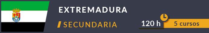 Cursos Oposiciones Secundaria Extremadura 2019