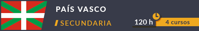 Cursos Oposiciones Secundaria País Vasco 2019