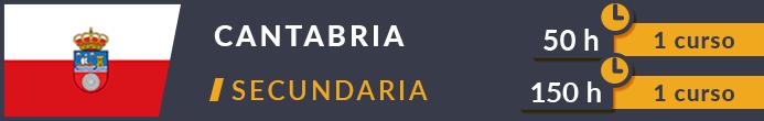 Cursos oposiciones cantabria Secundaria