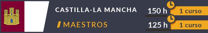 Cursos Oposiciones Maestros Castilla La Mancha 2019
