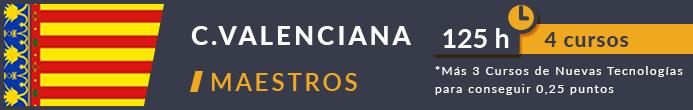 Cursos oposiciones maestros Valencia
