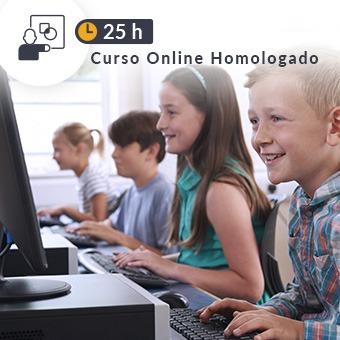 Curso homologado internet seguro para niños