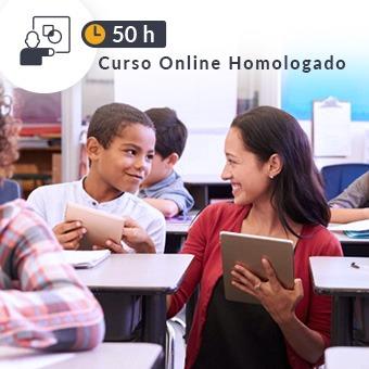 Curso homologado recursos tic para docentes