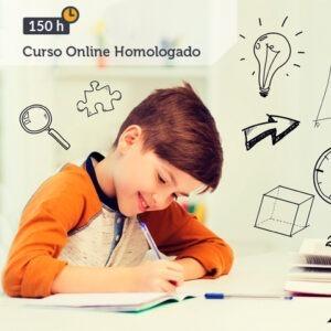 curso educacion creativa 150h