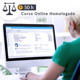 curso correo electrónico 50h