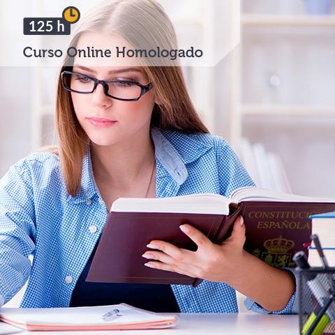 curso contenido juridico Constitución Española