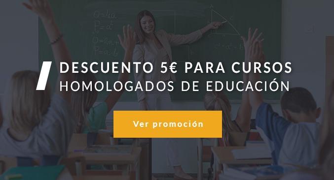 descuento-cinco-euros-cursos-educacion