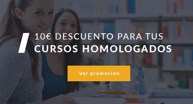 Cursos homologados descuentos oposiciones blog