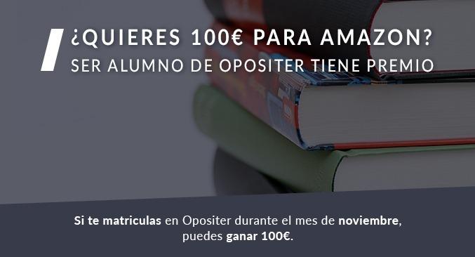 Sorteo 100€ Amazon
