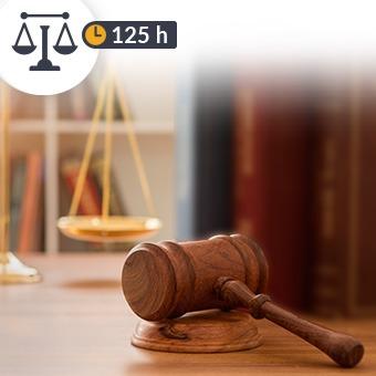 Curso 125 horas Introducción al Derecho Procesal Civil