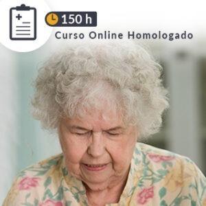 Curso de Cuidados de enfermos con Alzheimer y atención a personas con Discapacidad