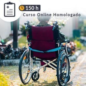 Curso 150 horas Atención integral a personas con discapacidad