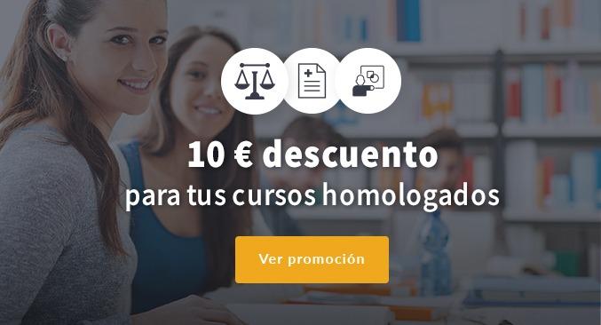 Descuento 10€ Blog