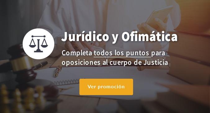 Cursos Justicia y ofimática