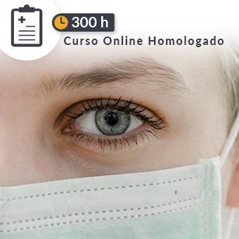 Curso online homologado 300h Enfermedades Infectocontagiosas