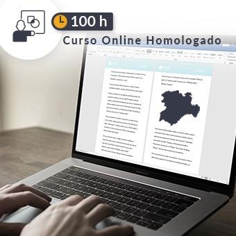 Curso online homologado Educación de 100h Microsoft Word y Correo Electrónico