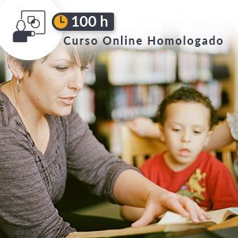 Curso online homologado Educación de 100h Coaching Educativo