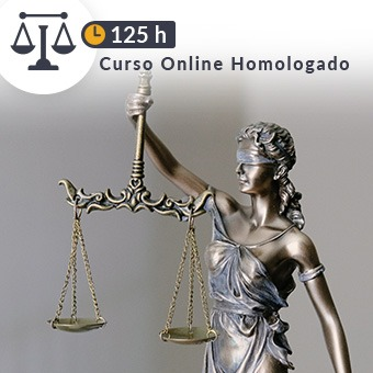 Curso online homologado Justicia de 125h Procesos Especiales Juicios Universales