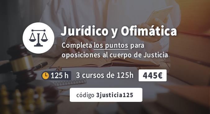 Jurídico y ofimática